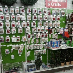 Photo taken at Michaels by Guillaume N. on 12/12/2011