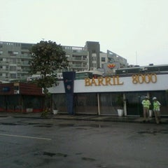 Photo taken at Barril 8000 by Rafael D. on 11/27/2011