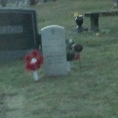 Photo taken at St. Patrick's Cemetary by Patrick C. on 12/3/2011
