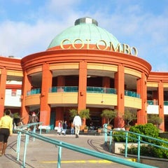 Photo taken at Centro Comercial Colombo by Kader B. on 12/23/2011