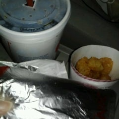 Photo taken at SONIC Drive In by Jessica F. on 8/13/2012