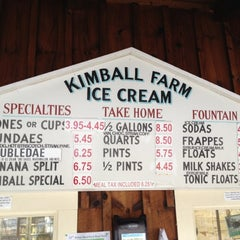 Photo taken at Kimball Farm by Scott S. on 5/3/2012