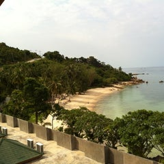 Photo taken at Haad Son Resort by Bela N. on 3/2/2012