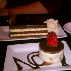 Photo taken at Baileys' Chocolate Bar by Michael B. on 9/24/2011