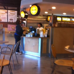 Photo taken at Which Wich? Superior Sandwiches by Tommy A. on 11/29/2011
