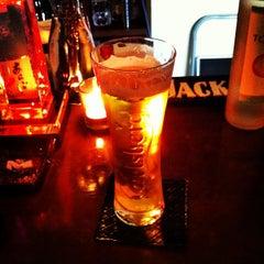 Photo taken at BAR CROW by miisai on 3/30/2012