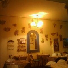 Photo taken at La Mitad del Mundo by filetario on 9/1/2011