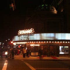 Photo taken at Strand Theatre by Robin W. on 12/11/2011