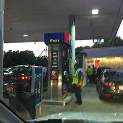 Photo taken at Sunoco Northbound by Albert S. on 8/7/2012