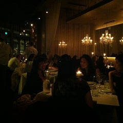 Photo taken at Barolo Ristorante by Angela W. on 12/30/2011