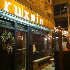 Photo taken at Ruxbin Kitchen by Kevin L. on 12/7/2011