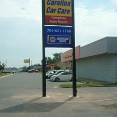 Photo taken at Carolina Car Care by Hans S. on 9/15/2011