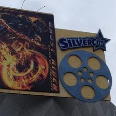 Photo taken at SilverCity Metropolis Cinemas by Immanuel S. on 2/20/2012