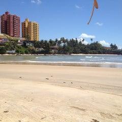Photo taken at Barraca do Banga by Patricia F. on 4/28/2012