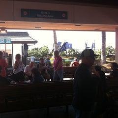 Photo taken at Gate 9 by Lance L. on 2/9/2012