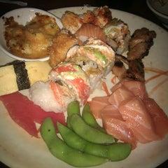 Photo taken at Osaka Seafood Buffet by MiMi T. on 12/26/2011