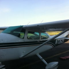 Photo taken at Lodi Airport by Ernesto G. on 4/7/2012