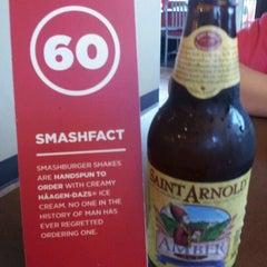 Photo taken at Smashburger by Don C. on 8/25/2012