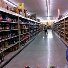 Photo taken at Woodman's Food Market by Maggie S. on 3/17/2012