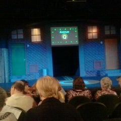Photo taken at Broach Theatre by Brian C. on 3/23/2012