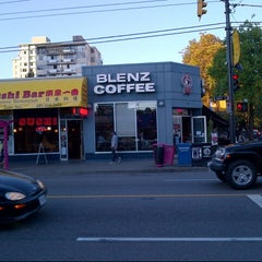 Photo taken at Blenz Coffee by Marc C. on 9/4/2012