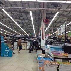 Photo taken at Kero Kilamba by Giovana R. on 9/3/2012