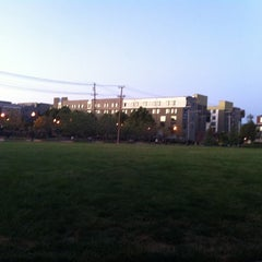 Photo taken at Cahill Park by James D. on 7/18/2011