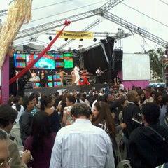 Photo taken at Estacionamento CAMG by Brenda A. on 10/21/2011