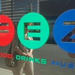 Photo taken at FEZ by Jeffrey S. on 10/16/2011