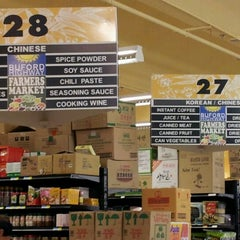 Photo taken at Buford Highway Farmers Market by Stephanie A. on 12/28/2011