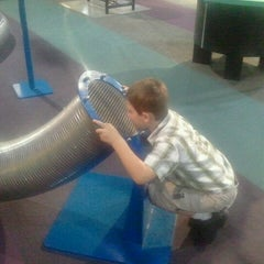 Photo taken at Sci-Quest, Hands-on Science Center by Jenna M. on 8/3/2012