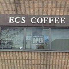 Photo taken at ECS Coffee Inc. Head Office by Steve F. on 3/28/2012