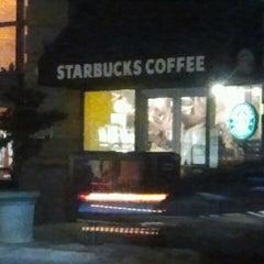 Photo taken at Starbucks by Maria B. on 10/15/2011