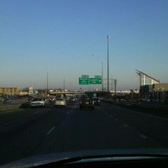 Photo taken at I-494 by JAYSON D. on 12/17/2011