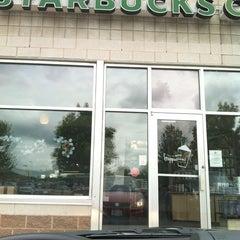 Photo taken at Starbucks by Nicholas B. on 5/15/2012