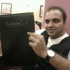 Photo taken at Kareem's by Upendra S. on 1/27/2012