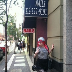 Photo taken at 2Q Nails by Aric on 8/3/2012