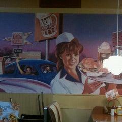 Photo taken at A&W / Long John Silver's by Denise M. on 11/9/2011