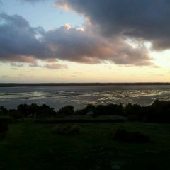 Photo taken at Eyrie by the Inlet by Mike H. on 1/14/2012