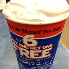 Photo taken at Dairy Queen/Orange Julius Clearwater by Dave F. on 10/28/2011