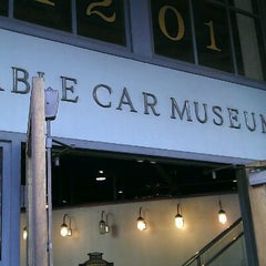 Photo taken at San Francisco Cable Car Museum by Semih Emre A. on 12/16/2011