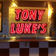 Photo taken at Tony Luke's by Darrel J. on 3/12/2012