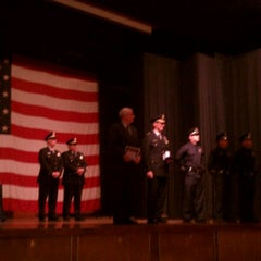 Photo taken at Milwaukee Police Department Training Bureau by Sarah M. on 11/10/2011