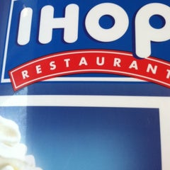Photo taken at IHOP by Anjada H. on 6/30/2012