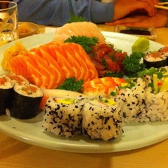 Photo taken at Sushi Yassu by Patricia S. on 3/19/2011