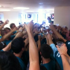 Photo taken at SinglePlatform HQ by Gradie O. on 6/13/2012