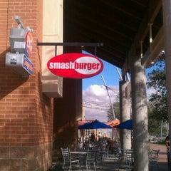 Photo taken at Smashburger by Skyla S. on 11/14/2011