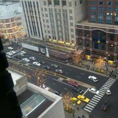 Photo taken at Warwick Allerton Hotel Chicago by David W. on 12/22/2011
