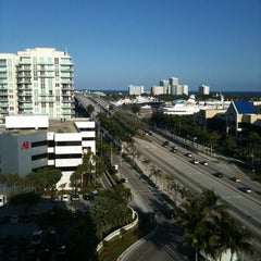 Photo taken at Renaissance Fort Lauderdale Cruise Port Hotel by Beth A. on 3/23/2011