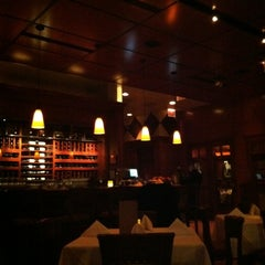 Photo taken at Fleming's Prime Steakhouse & Wine Bar by James A. on 10/16/2011